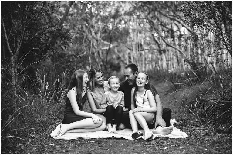 Port Macquarie family photography